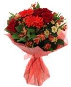 karışık mevsim buketi  Şanlıurfa çiçek gönderme