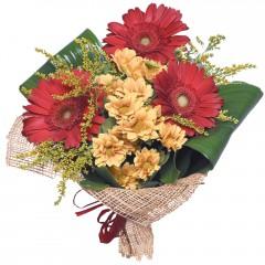 karışık mevsim buketi  Şanlıurfa çiçek yolla , çiçek gönder , çiçekçi