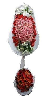 çift katlı düğün açılış sepeti  Şanlıurfa çiçek gönderme sitemiz güvenlidir