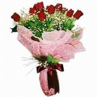 Şanlıurfa İnternetten çiçek siparişi  12 adet kirmizi kalite gül
