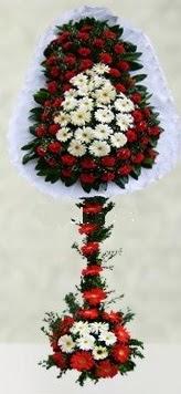 Şanlıurfa çiçek gönderme sitemiz güvenlidir  çift katlı düğün açılış çiçeği