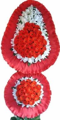 Şanlıurfa çiçek satışı  Çift katlı kaliteli düğün açılış sepeti