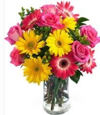 Vazoda Karışık mevsim çiçeği  Şanlıurfa çiçek yolla , çiçek gönder , çiçekçi