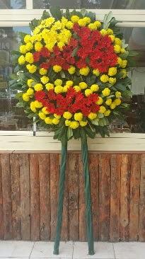 Cenaze çelengi çiçek modeli  Şanlıurfa çiçek siparişi vermek