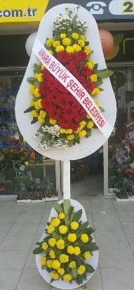 Çift katlı düğün nikah açılış çiçek modeli  Şanlıurfa çiçek yolla , çiçek gönder , çiçekçi