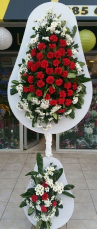 2 katlı nikah çiçeği düğün çiçeği  Şanlıurfa çiçek servisi , çiçekçi adresleri