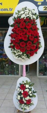 Çift katlı düğün nikah işyeri açılış çiçeği  Şanlıurfa anneler günü çiçek yolla