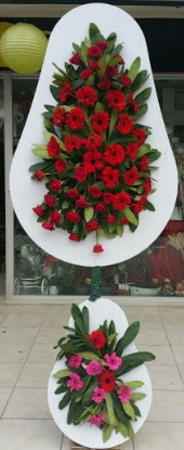 Çift katlı düğün nikah açılış çiçek modeli  Şanlıurfa çiçek gönderme