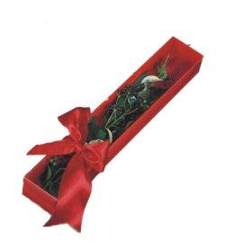 Şanlıurfa çiçekçiler  tek kutu gül sade ve sik