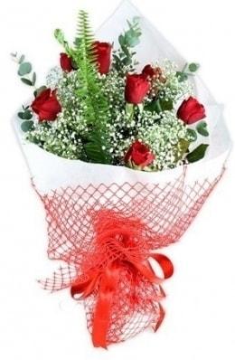 7 adet gülden kız arkadaşıma çiçek  Şanlıurfa çiçek mağazası , çiçekçi adresleri