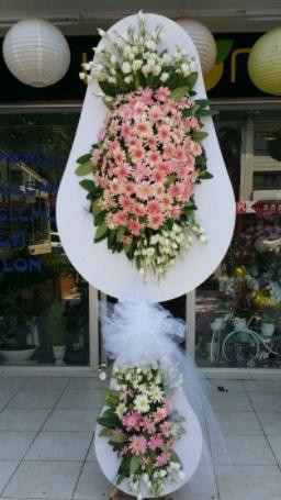 Çift katlı özel şahane sepet çiçeği  Şanlıurfa çiçek mağazası , çiçekçi adresleri