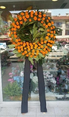 Cenaze çiçeği cenaze çelengi çiçek modeli  Şanlıurfa çiçek servisi , çiçekçi adresleri