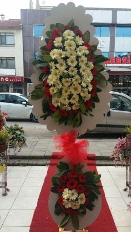 Çift katlı düğün açılış çiçeği  Şanlıurfa kaliteli taze ve ucuz çiçekler