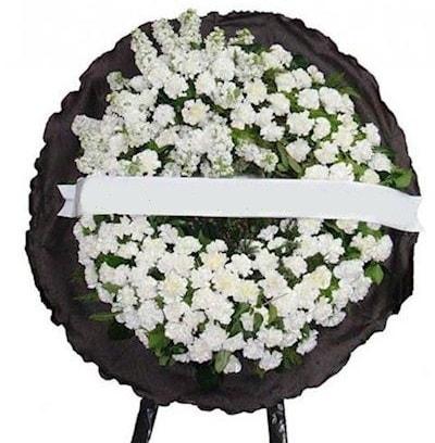 Cenaze çelengi çiçeği modelleri  Şanlıurfa çiçek gönderme sitemiz güvenlidir