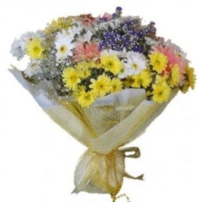 Karışık mevsim çiçeği  Şanlıurfa kaliteli taze ve ucuz çiçekler