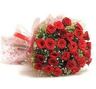 27 Adet kırmızı gül buketi  Şanlıurfa yurtiçi ve yurtdışı çiçek siparişi