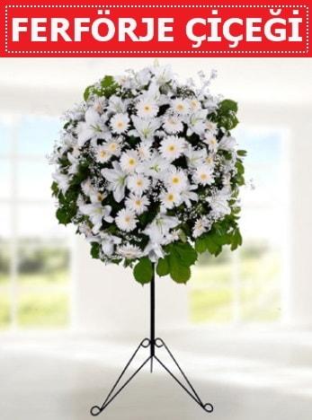 Ferförje aranjman çiçeği  Şanlıurfa yurtiçi ve yurtdışı çiçek siparişi