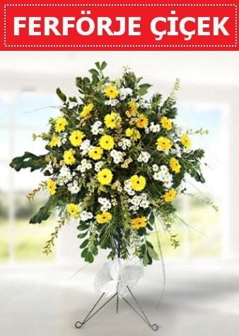 Ferförje çiçeği modeli  Şanlıurfa hediye sevgilime hediye çiçek