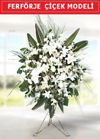 Ferförje çiçek modeli  Şanlıurfa yurtiçi ve yurtdışı çiçek siparişi