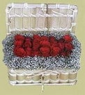 Şanlıurfa ucuz çiçek gönder  Sandikta 11 adet güller - sevdiklerinize en ideal seçim